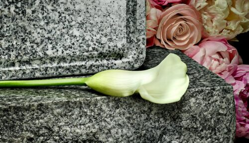 funeral stone